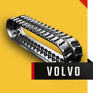 Gummiketten für VOLVO Minibagger   Sonderpreis ab 2 Stück   Für alle Modelle