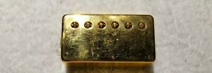 1960s Vintage Gold Gibson PAF Patent Number Sticker Humbucker