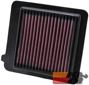K&N Replacement Air Filter For HONDA CR-Z 1.5L 2011 33-2459