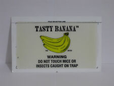 72 Catchmaster Banana Flavor Glue Board Mouse Traps