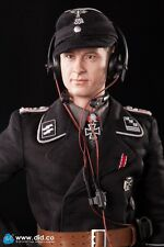 *Brand New* DID 1/6 WWII German michael whitman .. tank commander mib US Seller*