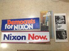 Nixon Bumper Sticker Set