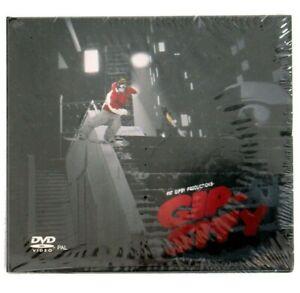 GIP-SITY - Snowboard / Snowboarding DVD - Fat Gipsy Productions Gib City
