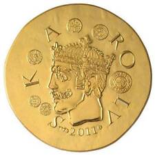 France 2011 50  EURO Charles II dit  Le chauve  Proof 1/4 Oz .920 Gold Coin