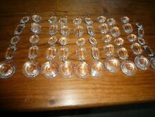 WEDDING PARTY DECORATIONS FAUX CRYSTAL DROPLETS