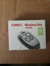 DSC WS4939 Wireless Key FOB