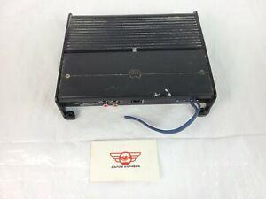 JL Audio XD600/1v2 600W RMS Monoblock Class D Subwoofer Amplifier
