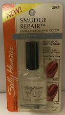 Sally Hansen Smudge Repair Quick Fix For Nail Color 3085 frayed  yellow package
