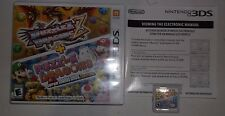 Puzzle & Dragons Z & Super Mario Bros. Edition (Nintendo 3DS, 2015) COMPLETE