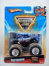 Blue Thunder (Flag) Monster Jam Truck (#18/75)(Hot Wheels)(2009)