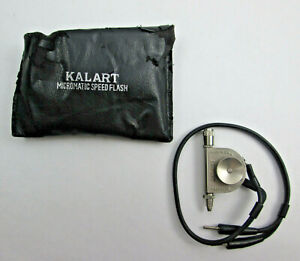 Kalart Micromatic Speed Flash Part Accessory FOR PARTS or REPAIR - May Work