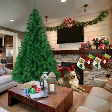 Christmas Tree 6ft 7ft Metal Stand Xmas Bushy Pine 1200/1400 Branches Home Decor