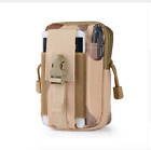 Army Travel Survival Molle Pouch Tactical Wallet Phone Passport Bag Belt Holder
