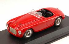 FERRARI 166 MM SPYDER 1949 RED 1:43 MODELLINO AUTO ART MODEL SCALA
