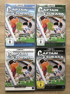 Captain Tsubasa - Die komplette Serie/128 Episoden 12 DVDs Animel