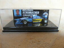BENETTON RENAULT B 194/B195  MICHAEL SCHUMACHER Maßstab 1:64 MS-COLLECTION Nr.16