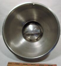 Vintage Ih Mccormick No3f Electric Cream Separator Stainless Steel Strainer