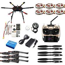 DIY 960mm RC Hexacopter Drone Kit Tarot X6 Folding Retractable PIX PX4 M8N AT9S