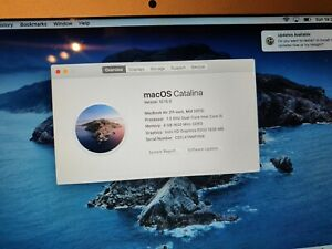 Apple Macbook Air 11.6 inch mid 2013 1.3GZh Core i5 256gb