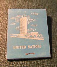 Matchbook - United Nations Delegates Dining Room FULL