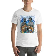 Vasyl Lomachenko vs Teofimo Lopez 4LUVofBOXING T-shirt New WH or BK Boxing tees