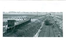 Vintage Chicago -Rapid Transit Company-Westchester Line North of Roosevelt Road