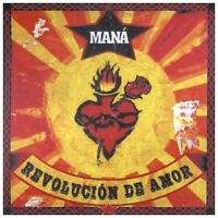 Maná Revolución de amor (2002) [CD]
