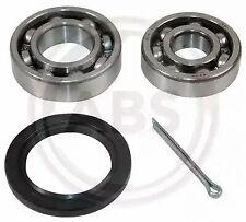 Rear (left /right) Wheel Bearing Kit A.B.S. 200543