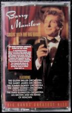 Barry Manilow:  Singin' With The Big Bands (Cassette, 1994, Arista) NEW