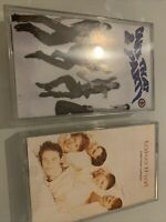 TAKE THAT - EVERYTHING CHANGES - TAPE CASSETTE ALBUM