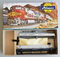 Vintage HO Athearn Kit 1130 ATSF Work Train Tank Car 189076 R