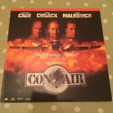 Con Air Laserdisc Widescreen NTSC
