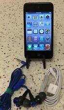 Apple iPod Touch 4th Generation Black (8GB) W/ Sony Headphones Bundle