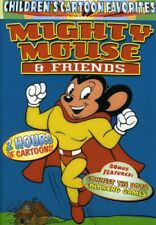 Mighty Mouse & Friends DVD
