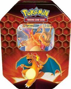 Pokemon TCG - Hidden Fates Tin Charizard  - Brand New & Sealed
