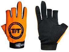 TFT Trout  Handschuh / Landehandschuh Farbe: Orange/Schwarz Größe: XL  FTM