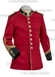 Anglo Zulu War British Army officers Tunic- 44 Large
