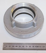 """Storz 75mm to 75mm BSP Fire Hose to Tank Adapter 3"""" Fitting Coupling 75B  *NEW*"""