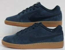 44228e9de376 Nike Court Royale Suede Mens Navy Blue Casual Comfort Shoes 7 Armory Navy  armory Navy