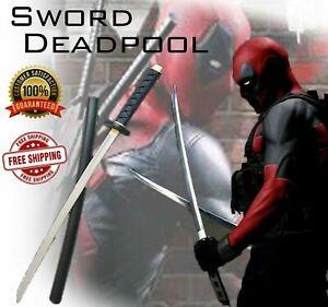 Demon Fantasy Samurai Sword 61Cm Foam Blade Katana Deadpool Cosplay Sword Prop