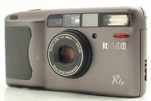 【EXC5+ READ】 Ricoh R1s Point & Shoot 35mm Film Camera w/ Case From JAPAN