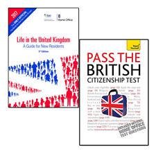 Life in the UK / United Kingdom 2017 Pass the British Citizenship Test New PB
