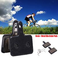 1 Pair Bike Bicycle Disc Brake Resin Pads Fit Shimano M375 M395 M446 M515 TEKTRO