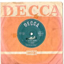 "THE ROLLING STONES - BYE BYE JOHNNY - RARE EP 7"" 45 VINYL RECORD"