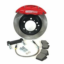2005-2017 Toyota Tacoma 4 Piston Big Brake Kit Calipers Rotors Stoptech 6 lug