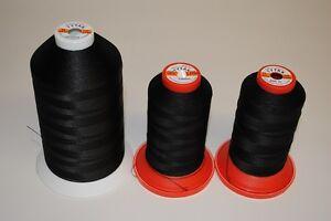 Nähgarne 30 Stärke 3000m 100% Polyester für Innen- und Aussenbereich