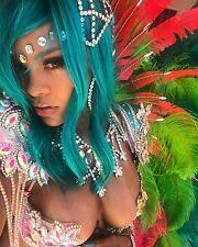 Rihanna carnival 11x8 photo #5