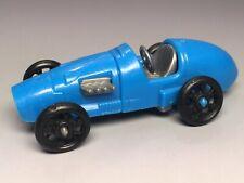 AUTOS: Oldtimer Rennen - Ferrari F2 (in blau) 1987