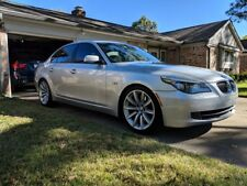 2008 BMW 5-Series Coupe