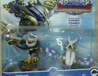 Skylanders Superchargers Hurricane Jet Vac & Jet Stream New In Box